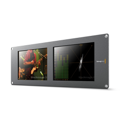 Smartscope duo 4k Blackmagic design